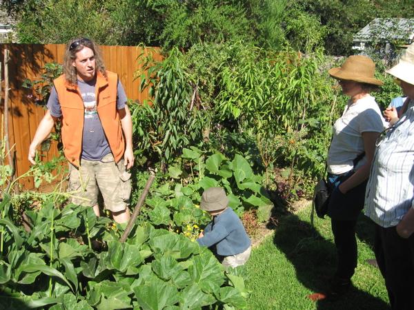 Banyule Edible Garden Tour